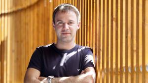 Oliver Dlouhý - zakladatel firmy Skypicker