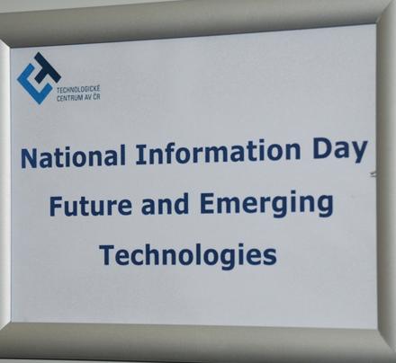 Prezentace zNárodního info dne FET