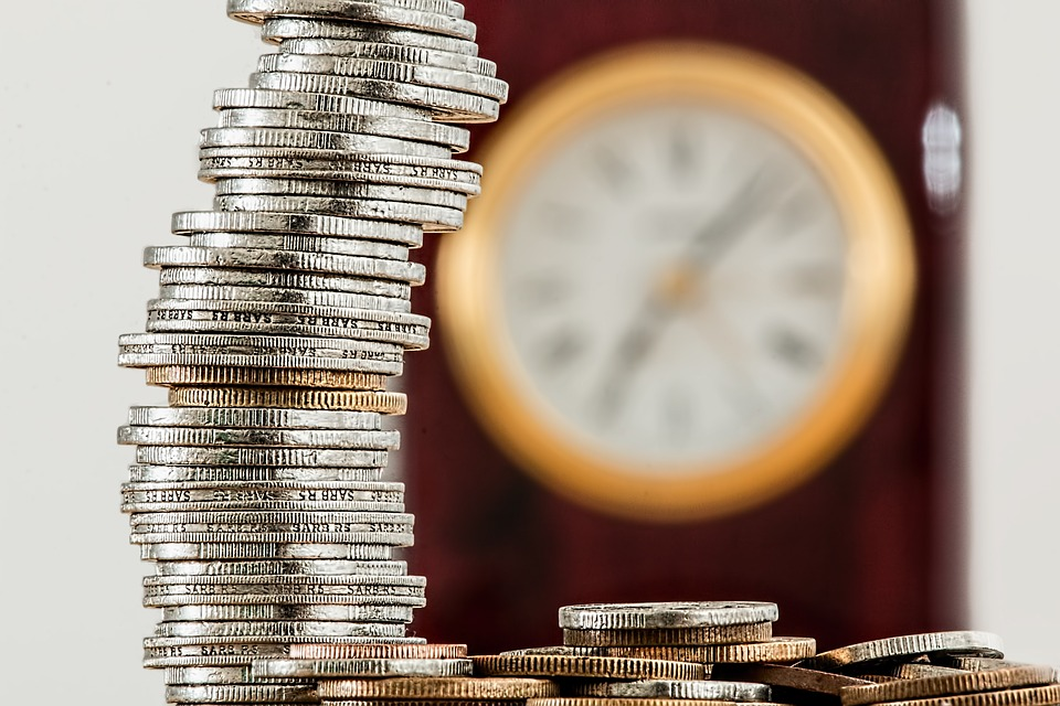 Cash Coins Banking Investment Currency Insurance