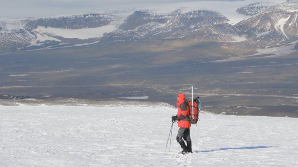Brněnská expedice v Antarktidě
