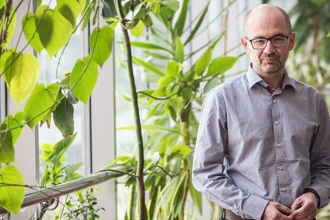 Milan Chytrý vybuduje Centrum pro evropské vegetační syntézy. Foto: Ludmila Korešová