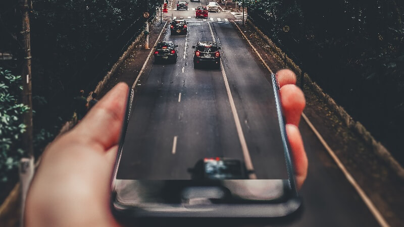 future car drive