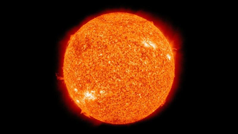 sun-solar erupce bouře