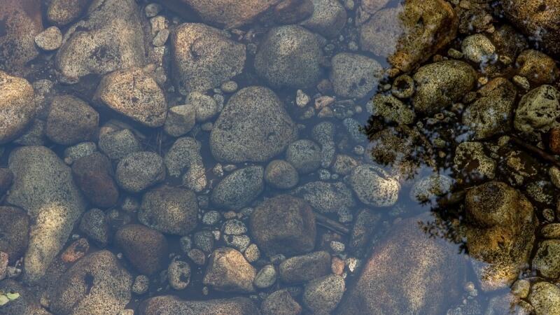water voda těžba