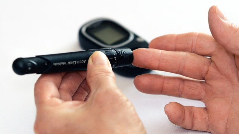 the-level-of-sugar-in-the-blood-glukometr-diabetes