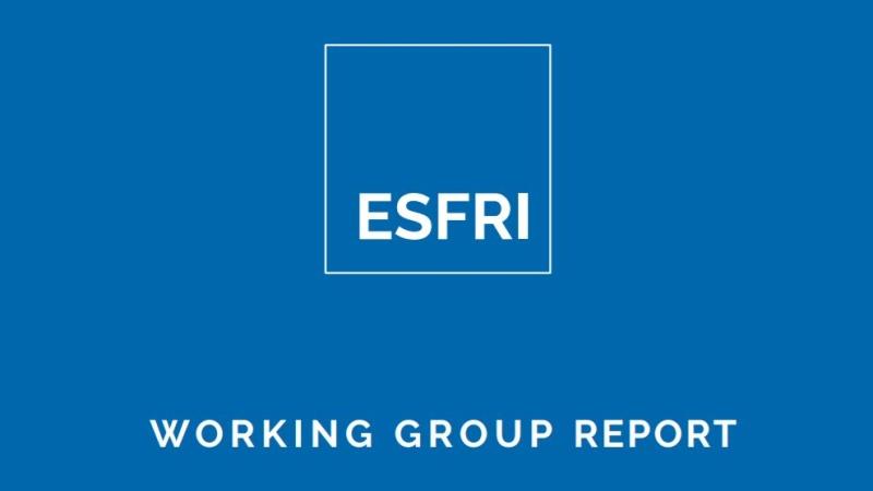 esfri working group report